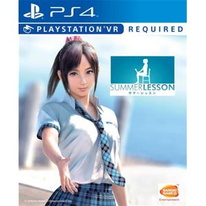 Playstation VR Summer Lesson: Hikari Miyamoto  (PS4) IN INGLESE!