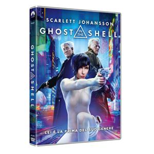 GHOST IN THE SHELL - MOVIE (DVD)